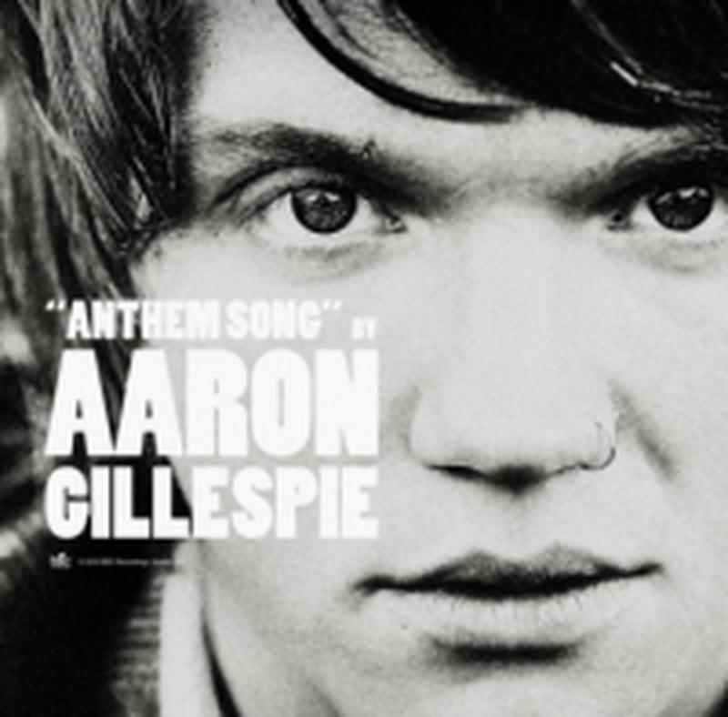 <i>Anthem Song</i>: Aaron Gillespie's Softer Side
