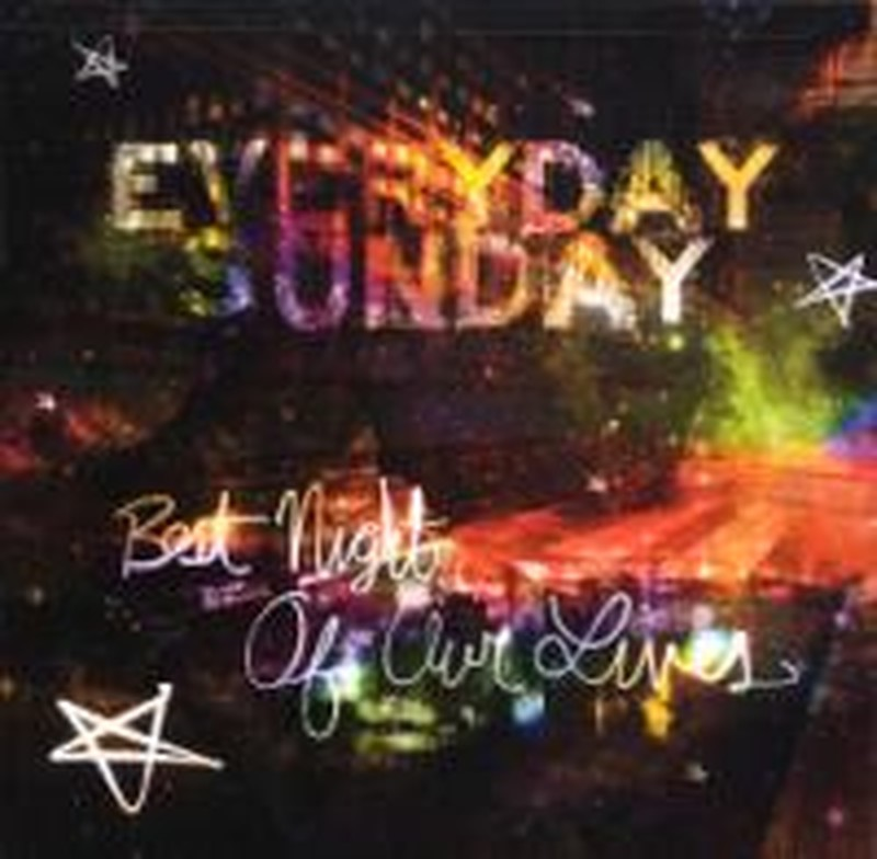 Everyday Sunday's <i>Best Night</i> Yields Best Work Yet