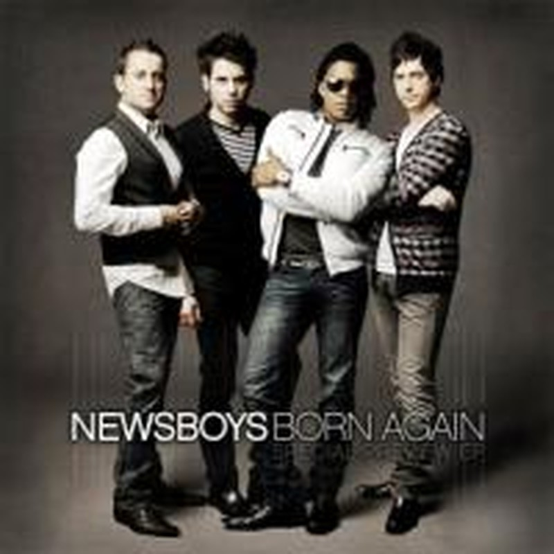 Newsboys' Rebirth is Creatively Challenged on <i>Born Again</i>