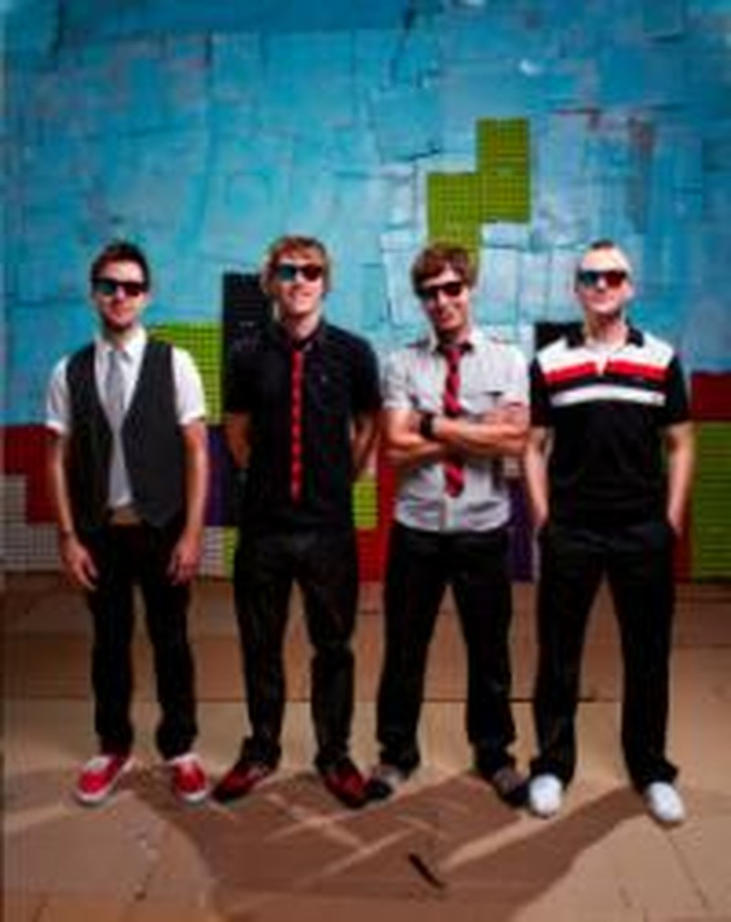 Hawk Nelson Reflects Back and Looks Forward