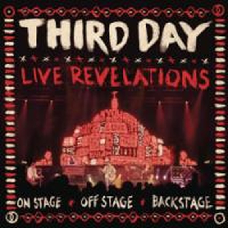 Third Day's <i>Live Revelations</i> Far from Perfect