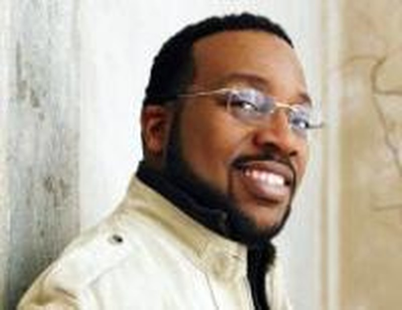 Marvin Sapp Leads the Pack