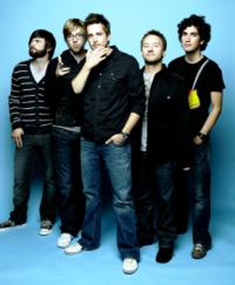 Sanctus Real:  Keeping It Real