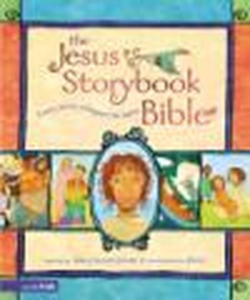 Bible Story Books for Children