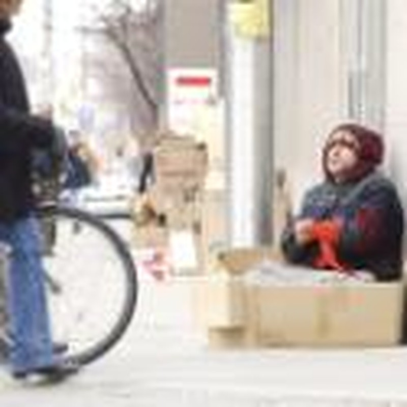 Live Deep: Reach Out to the Poor