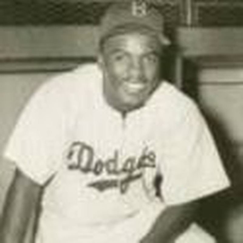 Here's to you Jackie Robinson...