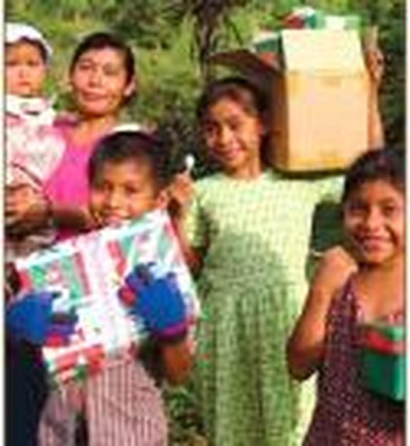 Operation Narnia Brings Christmas to Children Worldwide