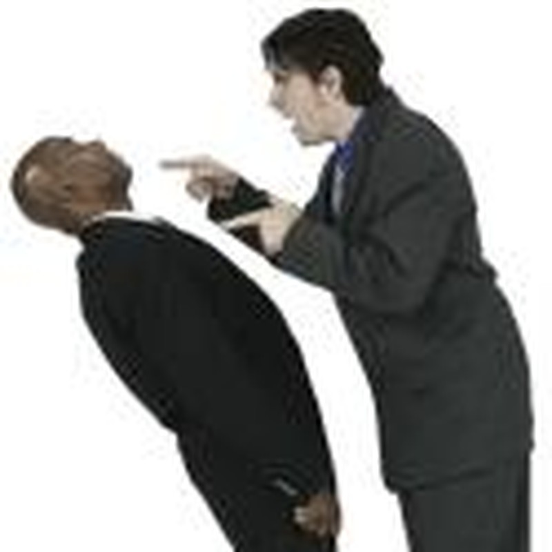 Dealing with the Aggressor in Your Life