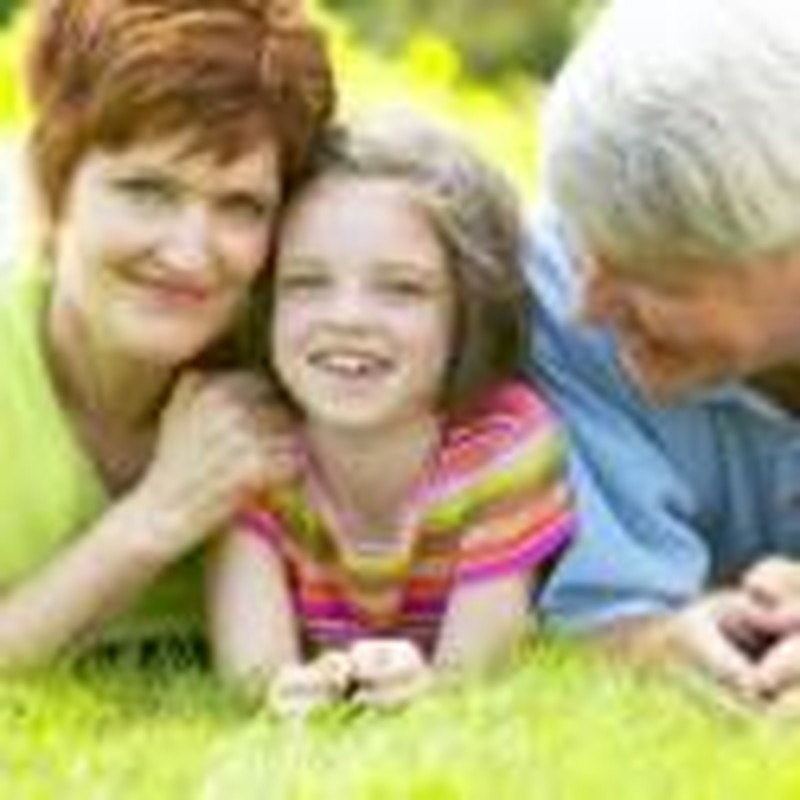 Leading Your Grandchild to Christ