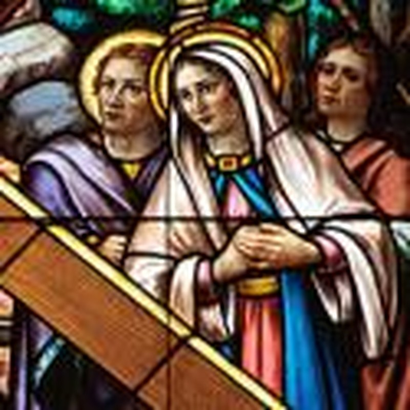 Motherhood at the Foot of the Cross