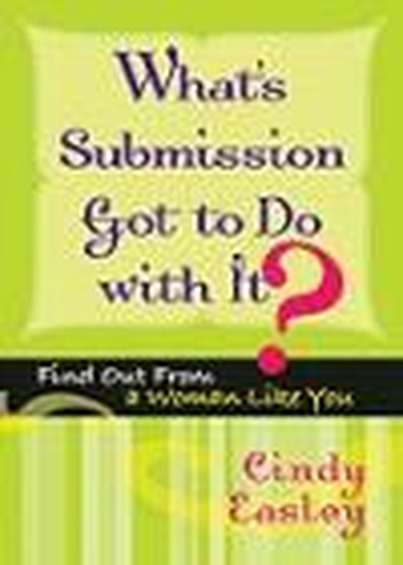 How Does Submission Fit into Modern Marriages?