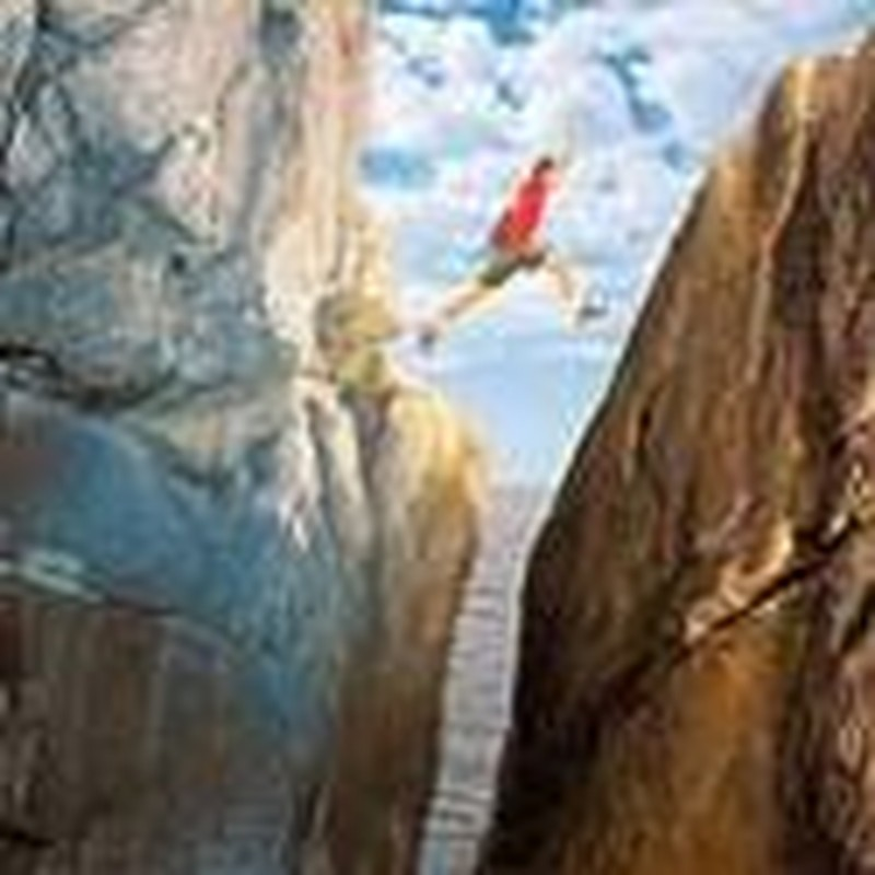 Coaching Corner:  The Cliff