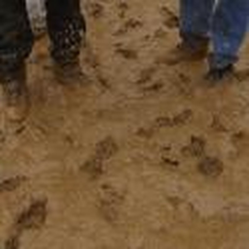 Get Your Feet Dirty as You Follow Jesus