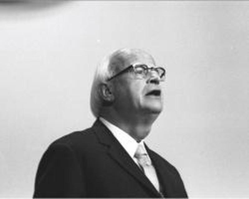 Helmut Thielicke: Between Pulpit and Lectern
