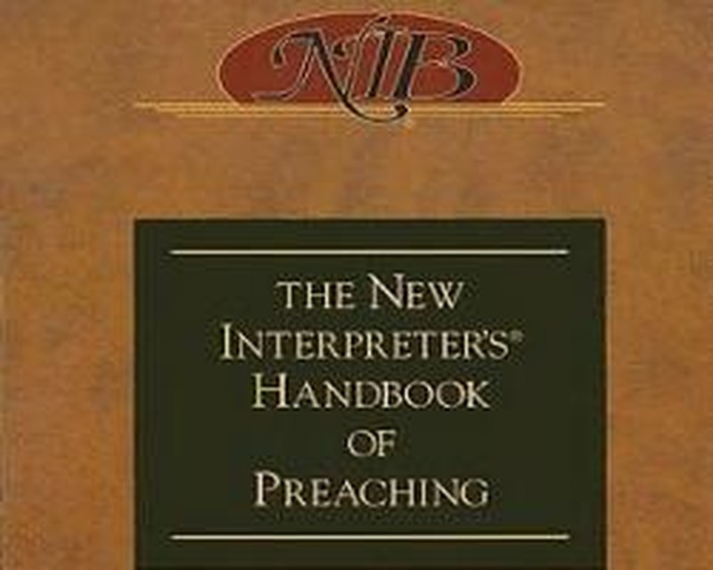 The Year's Best Preaching Books and the 2010 Preaching Book of the Year