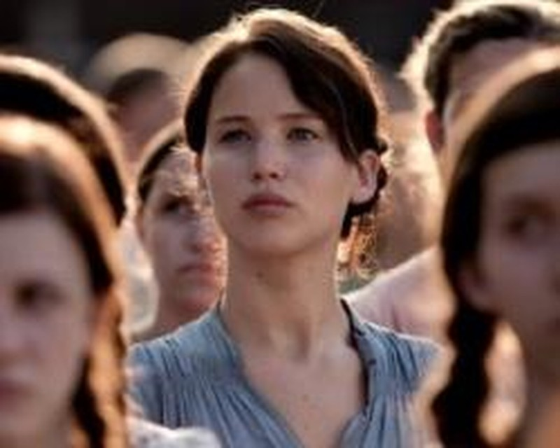Hunger Games Bible Study No. 1: The Reaping