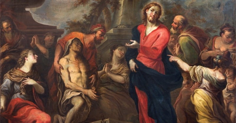 Does the Story of Lazarus and the Rich Man Describe a Real Event?