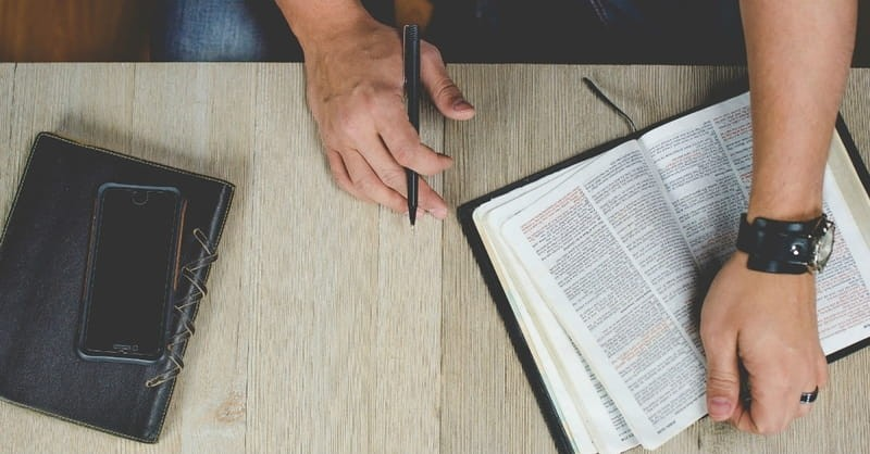 Studying Your Bible