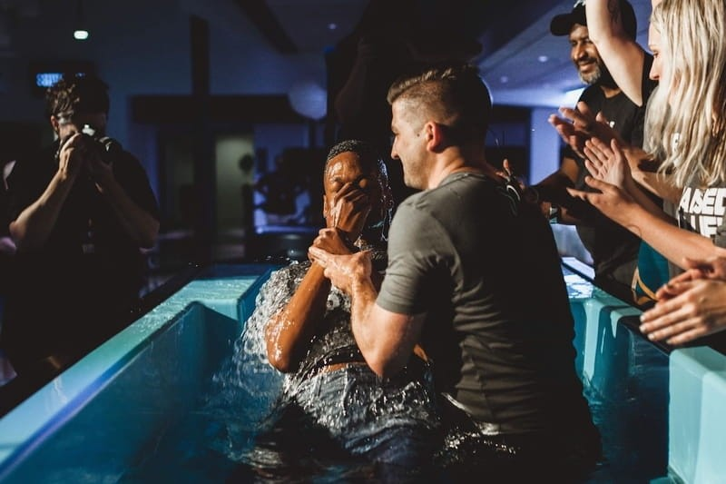 Baptism: What is It? Meaning and Definition