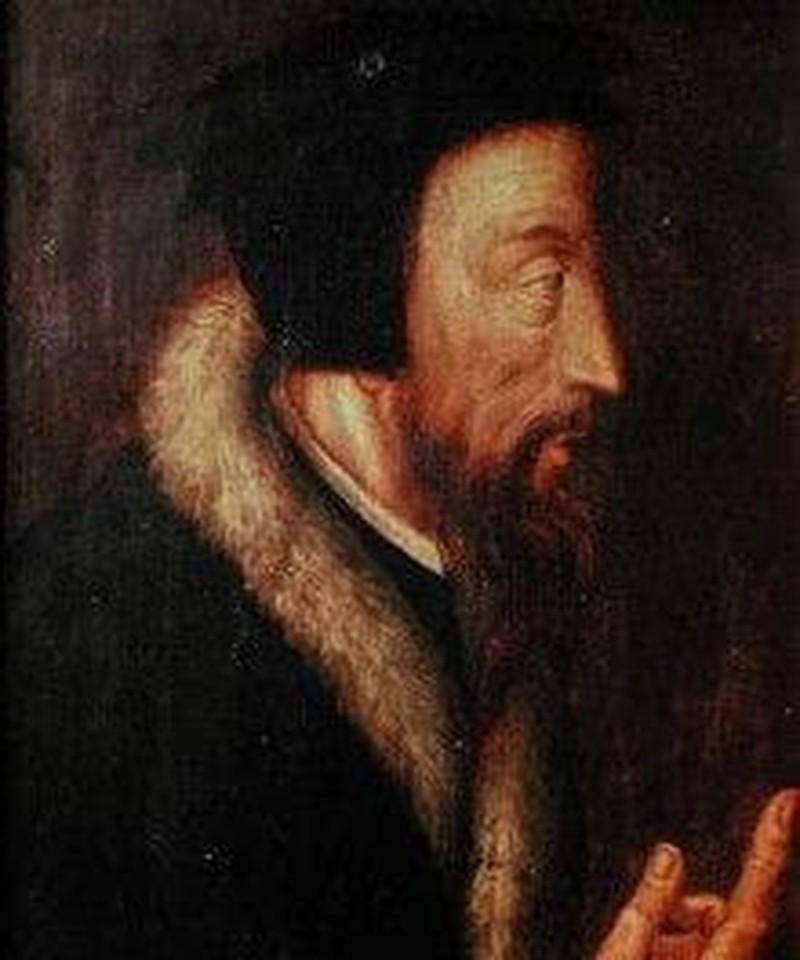 Calvin the Preacher
