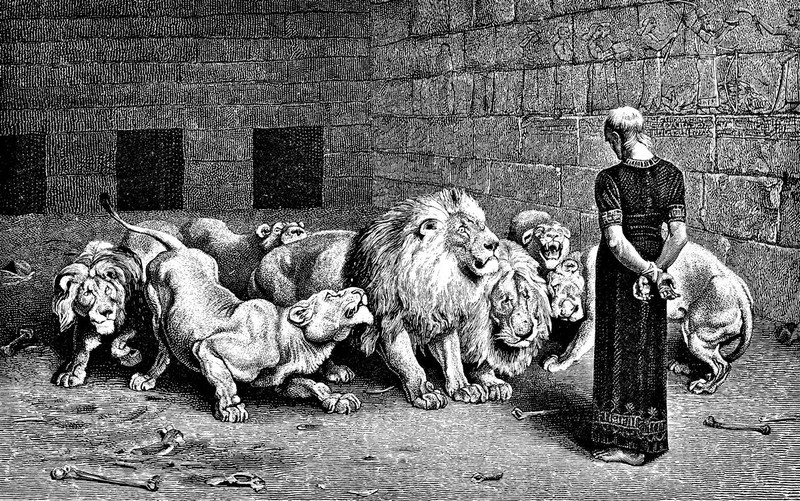 How Does the Book of Daniel Reflect Modern Problems?