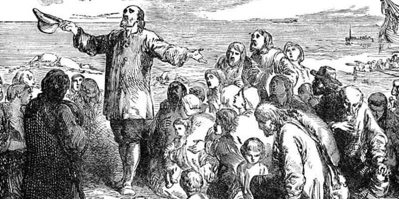Why the Pilgrims Really Came to America (Hint, It Wasn't Religious Freedom)
