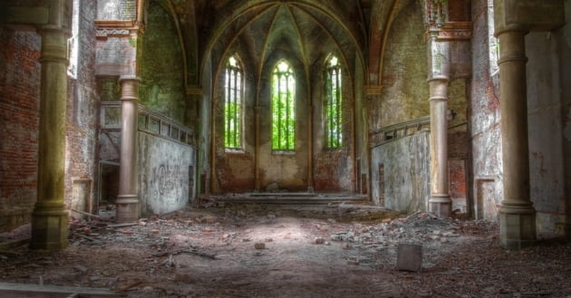 How Can We Embrace the Church When It Is So Messed Up?