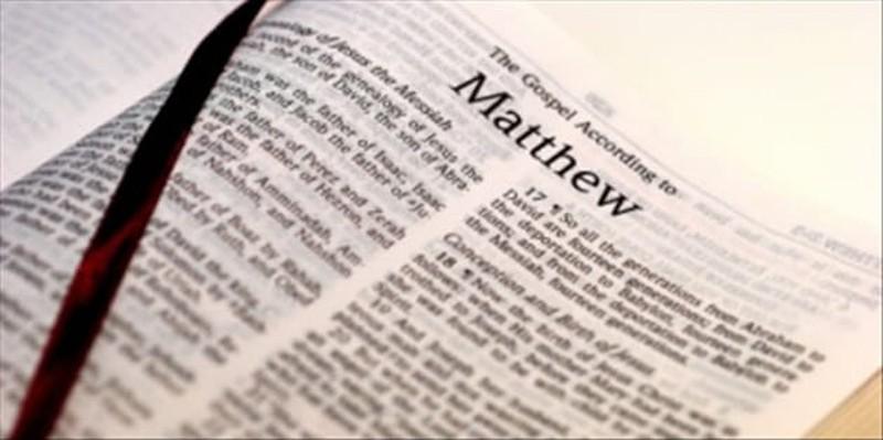 The Witness of Matthew