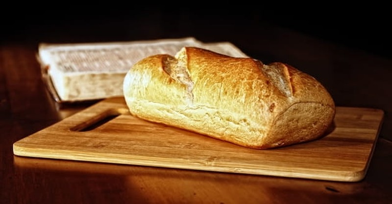 What Does Jesus Mean by <i>Give Us This Day Our Daily Bread?</i>