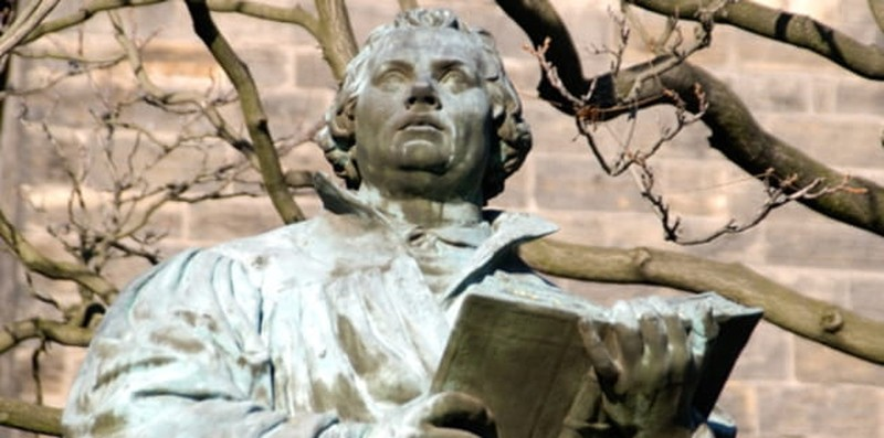 Reformation Day: A Mighty Fortress is Our God