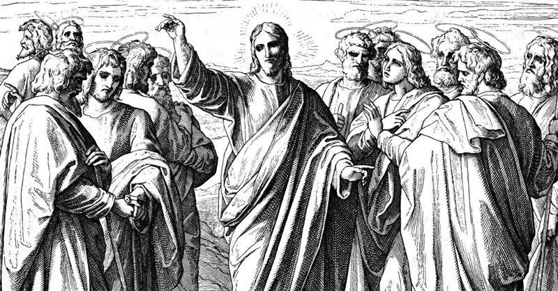 the apostles, apostles in the bible