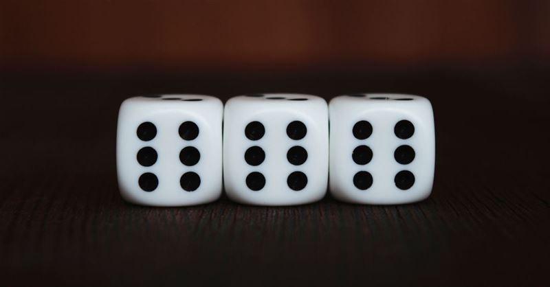 666 on dice