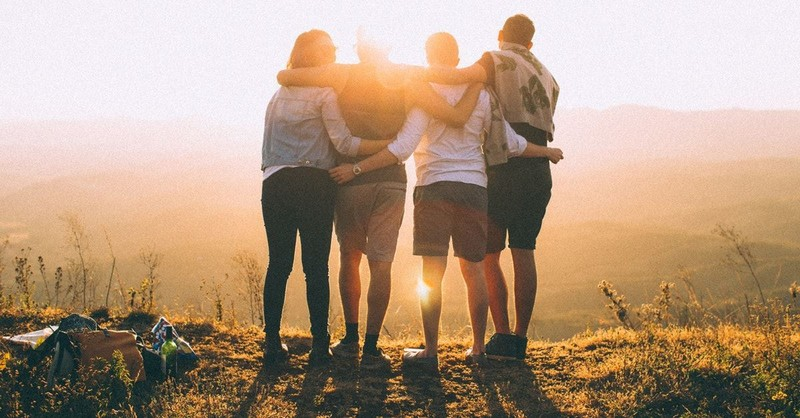 Prayer for Friends: Pray for Strength and Healing of Friends