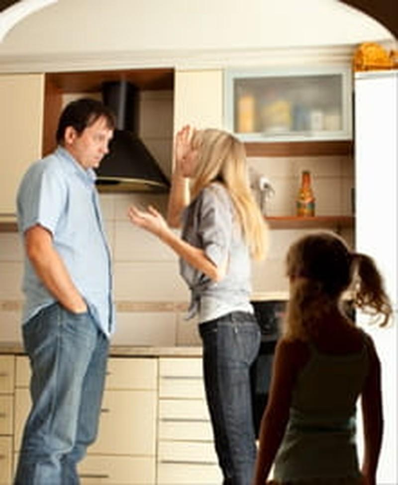 When a Family Faces Divorce