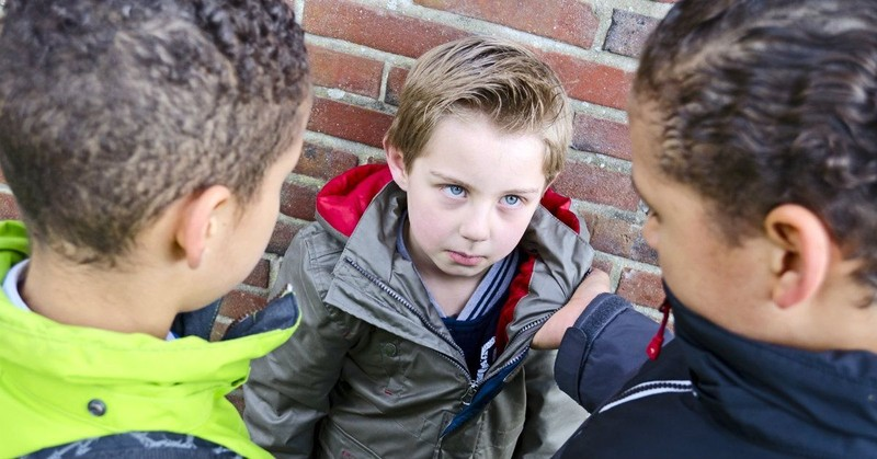 3 Steps to Empower Our Children against Bullying