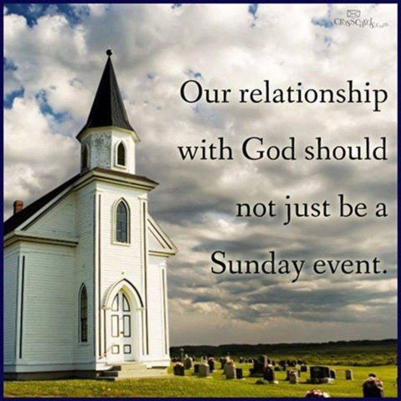 A Sunday Event?