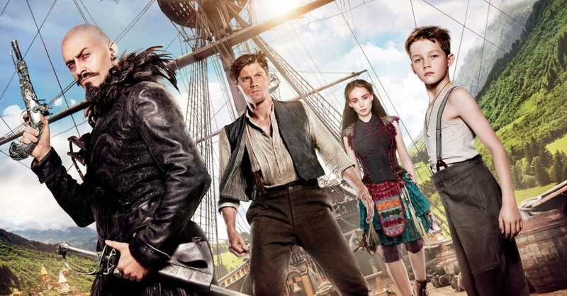 <i>Pan</i> Video Movie Review