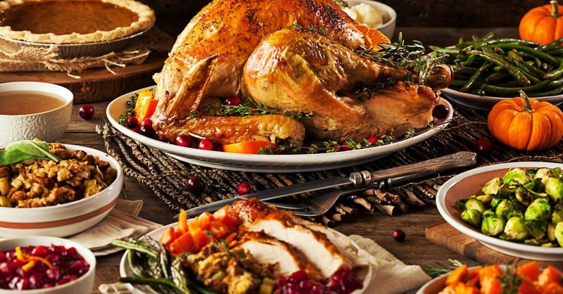 The Theological Case for Cooking an Over-the-Top Thanksgiving Feast