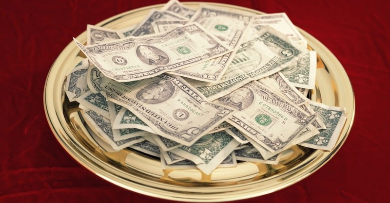 Does All of My Tithe Have to Go to the Church?
