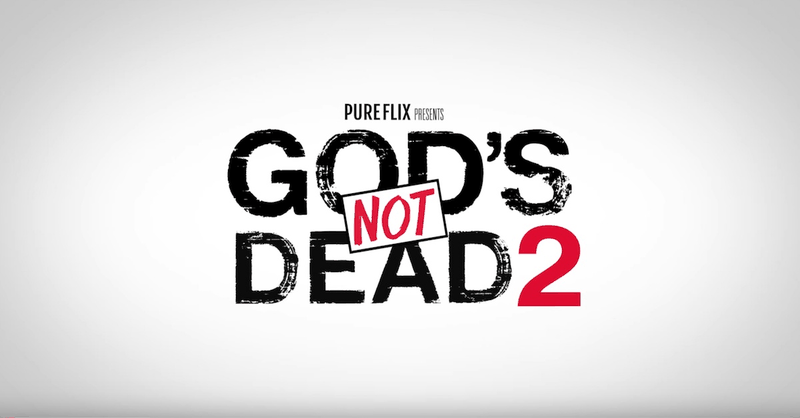 God's Not Dead 2: The Heart of the Story