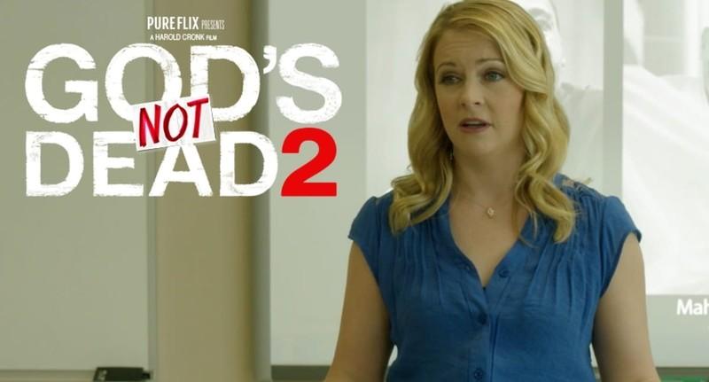 <i>God's Not Dead 2</i>'s Melissa Joan Hart on the Hope for Religious Liberty