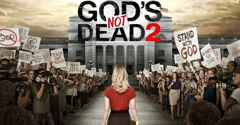 <i>God's Not Dead 2</i> Too Heavy on Subplots, Debate over Jesus' Existence