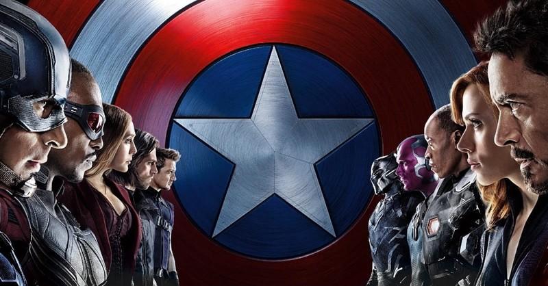 Captain America: Civil War - Best Ensemble Superhero Movie Ever?
