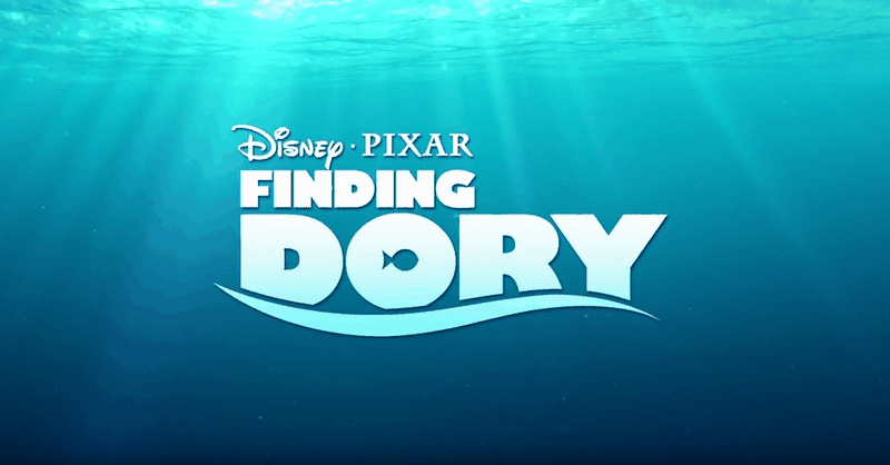 The Latest 'Finding Dory' Trailer