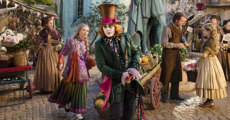 In <i>Through the Looking Glass</i>, Style Overwhelms Substance