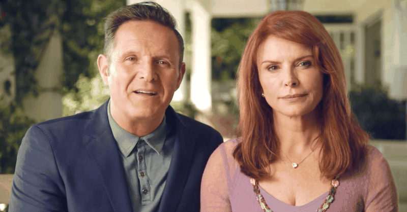 Special Message and Exclusive Ben-Hur Trailer from Mark Burnett and Roma Downey