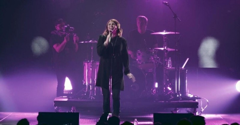 Spirit-Filled Performance of 'In The River' by Jesus Culture and Kim Walker-Smith