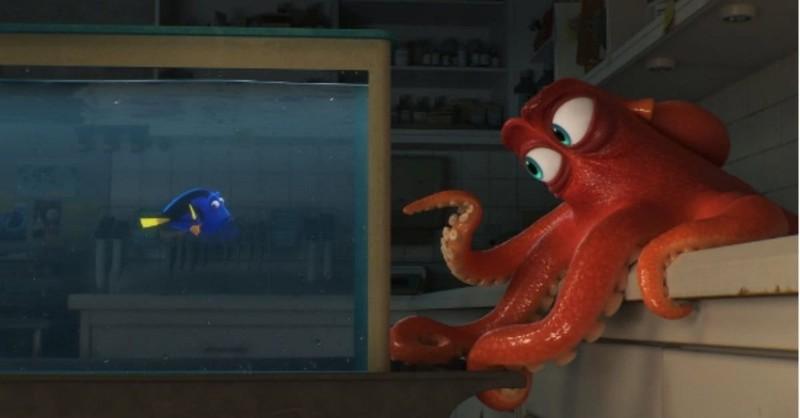 <i>Finding Dory</i> a Worthy Nemo Sequel