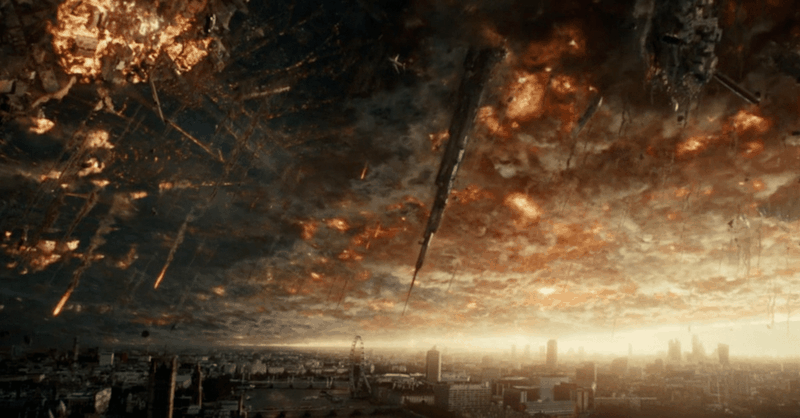 Smith's Absent, but All Else the Same in <i>Independence Day</i> Sequel