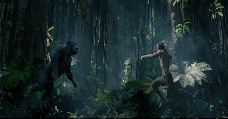 <i>Legend of Tarzan</i> High on Hype, Low on Substance